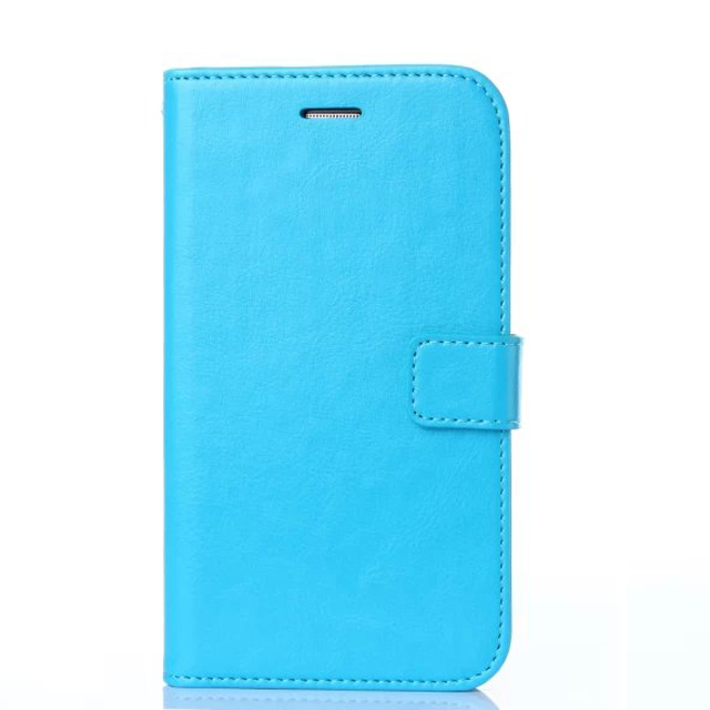 High Quality Wholesale Mobile Phone Wallet Leather Skin Cover Shell for Samsung Galaxy Grand Duos i9082