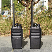 Pair set Radio CB 0.5W/2W PMR446 License Free UHF radio cb Retevis RT24