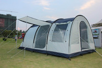 Popular design camping family tent with high quality KF-025