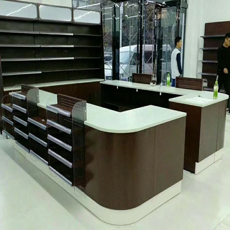 Used checkout counters convenience store checkout counters for sale
