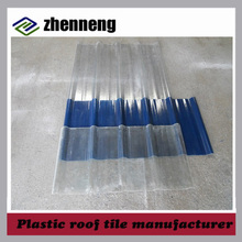 Low price of color plastic transparent roofing sheet