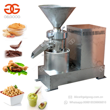 Best Price Ginger Hazelnut Paste Processing Machinery Ketchup Jam Maker Grinding Equipment Hummus Grinder Sauce Making Machine