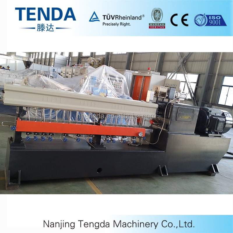 Compounding PS Foam Sheet Extrusion Line