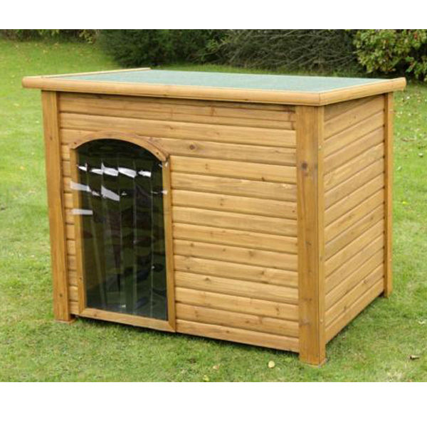 Wooden Heavy duty dog kennel for large dog DK012M