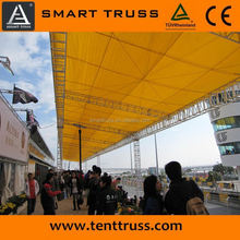 On Sale 300Mm Show Exhibition Truss For Outdoor Trade Fair Event