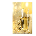 Champagne Picture Canvas Wall Art Sparkling Wine Canvas Printing Picture Home Decoration