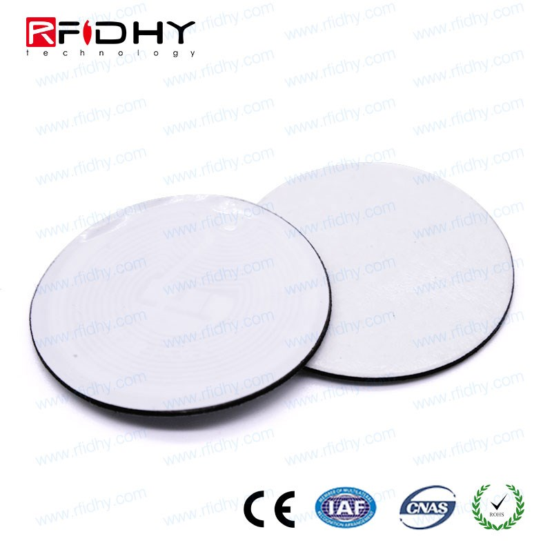 Best price rfid 13.56mhz antenna mini ntag213 rfid nfc tag for galaxy s4