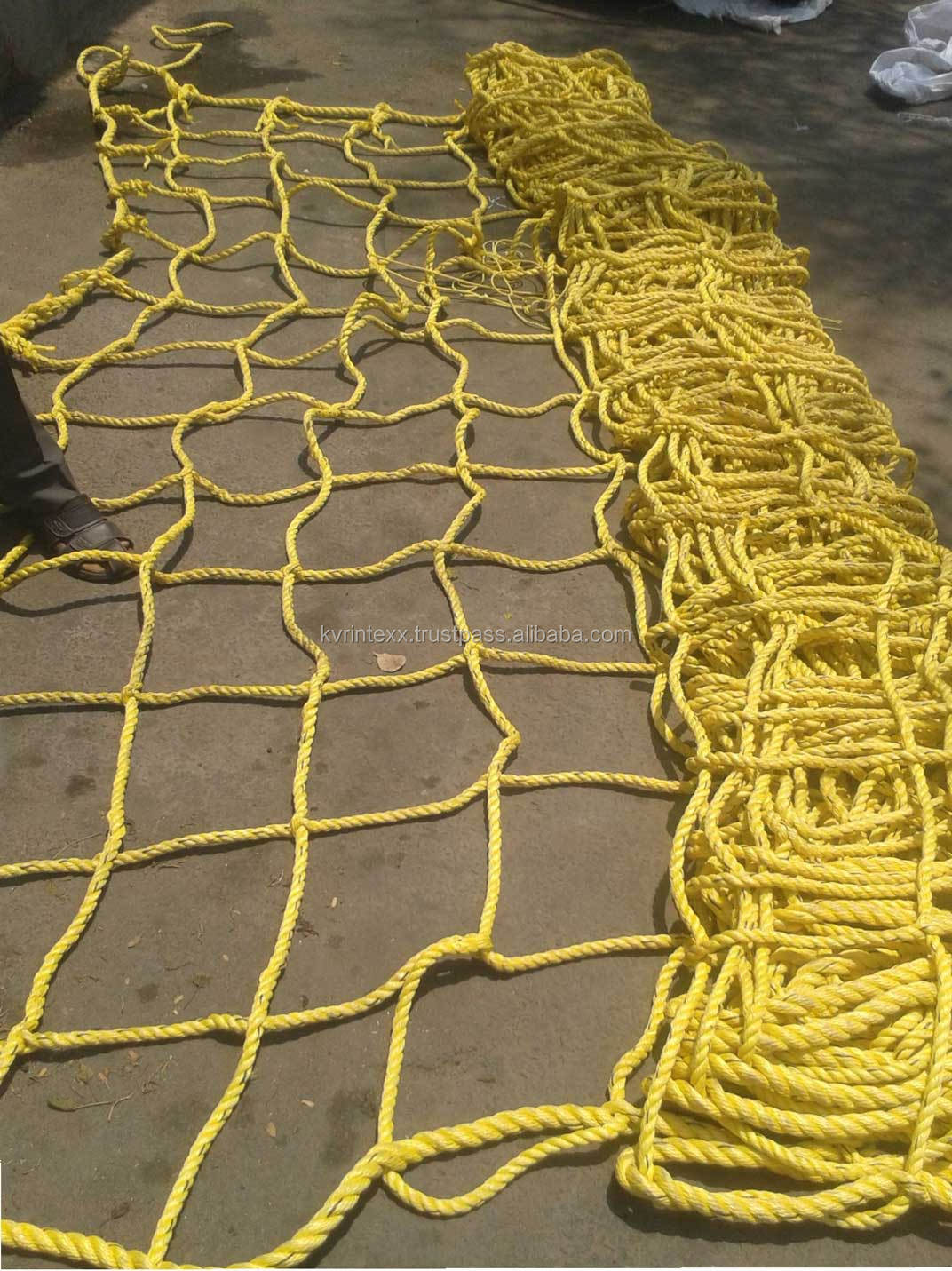 Плетение сетки из веревки своими руками фото