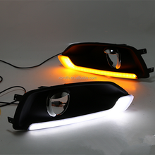 Wholesale Auto LED Daytime Running Light,LED DRL Lamp For Suzuki S-cross 2014-2016