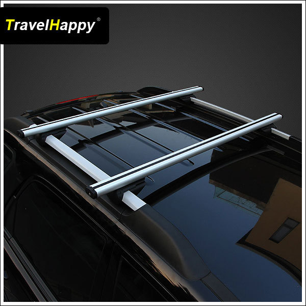 Aluminium alloy roof rack cross bars for Acura RDX