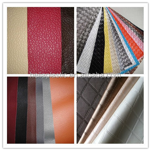 Soft PVC Leather for Office, Furniture,sofa with free sample