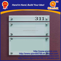Customized And High Quality Acrylic Sign