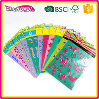 Superstyle colorful attract famous manufacturer stencils