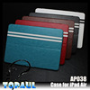 Factory price high quality strong magnet leather stand original smart cover for ipad 5