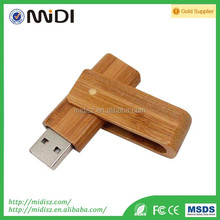 Wooden USB Flash drive can OEM LOGO 4gb 8gb 16gb 32gb