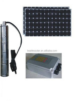 High pressure solar pump kit/submersible pump system for agriculture