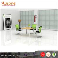 Office Furniture Table Design Small Meeting Table Negotiation Table for Office