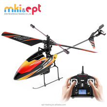 Hot sale cheap and large 4CH rc helicopter with long fly time