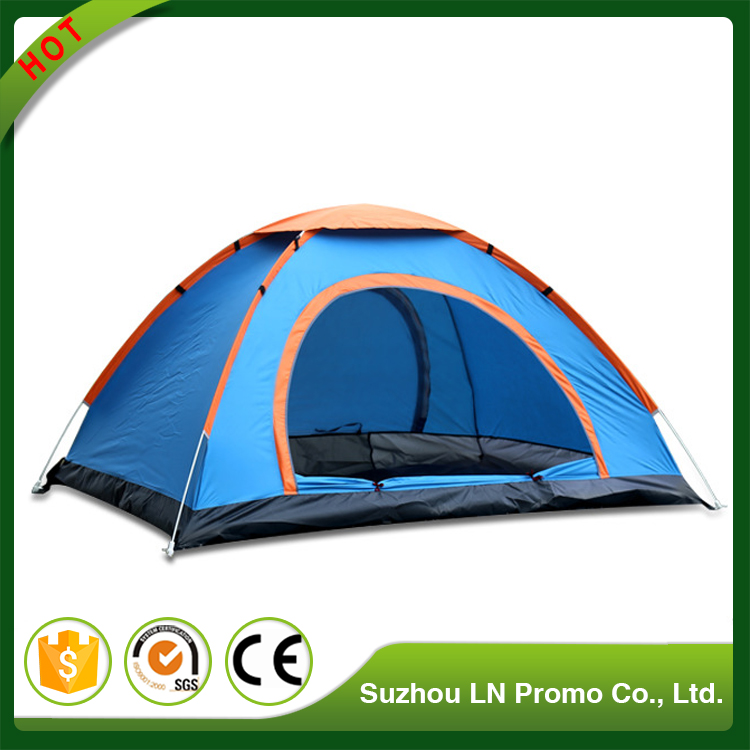 High Quality Folding Outdoor Waterproof 3-4 People Camping Tent