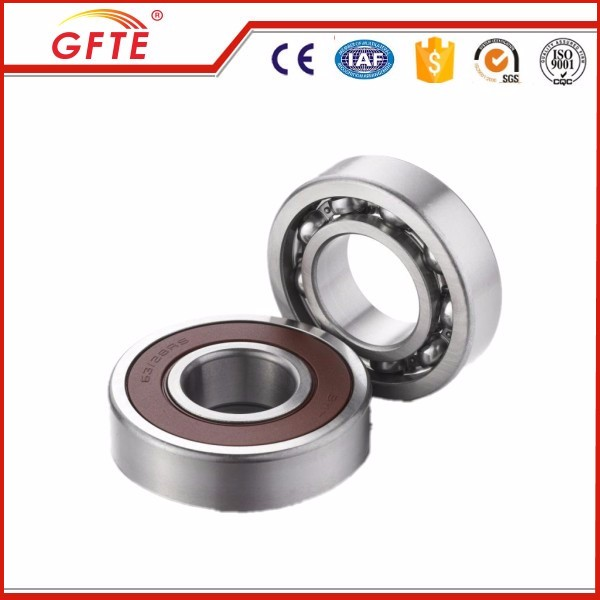 Hot sale high quality deep groove Ball Bearing 6301 10*35*11mm best price in China