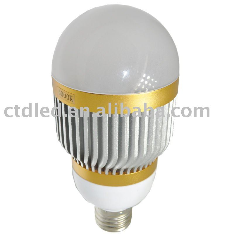 10W CREE led bulbs B22 E27 220V