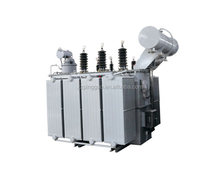 6300KVA 35KV three phase Oil filled power transformers(SZ11-6300)