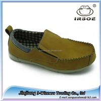2015 new coming men casual flat leather shoes action leather shoes import shoes