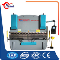 Hydraulic CNC press brake 100T/3200, cnc hydraulic press brake for sale, High quality CNC hydraulic press brake