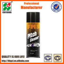 FMS brand car care pitch remover tar cleaner Effectient Pitch Cleaner 450ml
