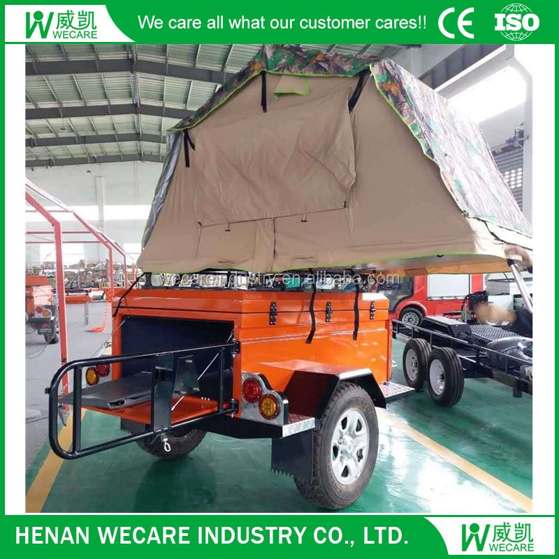 Most popular good quality camping tent for trailer