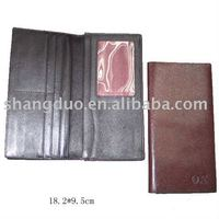 Leather Long wallet for business men