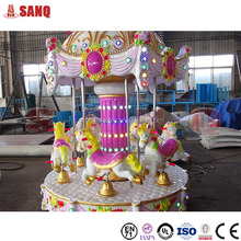 kids amusement ride roundabout , carousel rides roundabouts for children