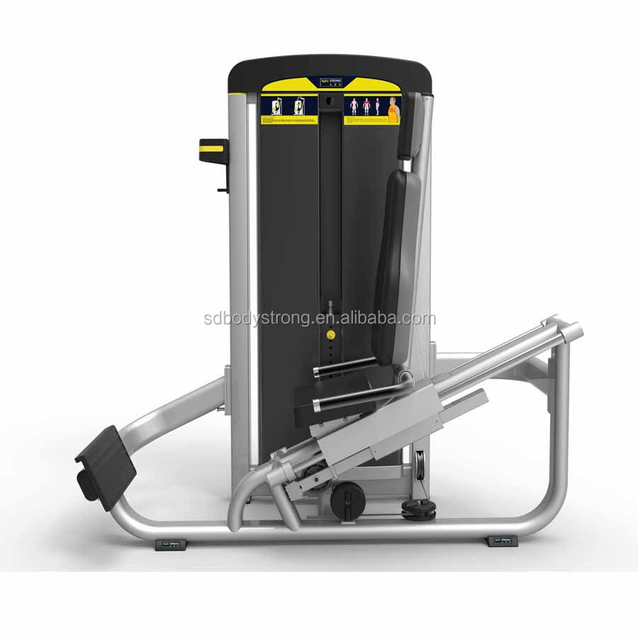 High Quality Calf Press Fitness Machine BTM-0017/Names of Exercise Machines