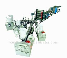 PP PE ABS PC PVC Sheet Extrusion Line