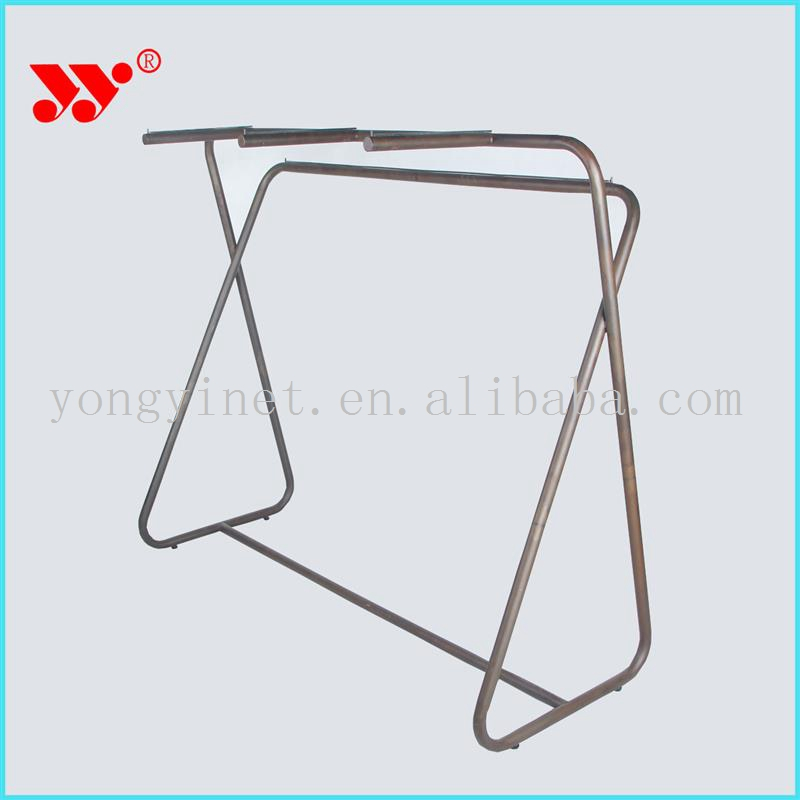 men's coat fashionable store furniture display rack department display rack