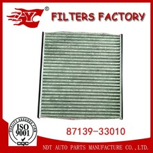 Genuine Parts Active Carbon Cabin Air FIlter 87139-33010