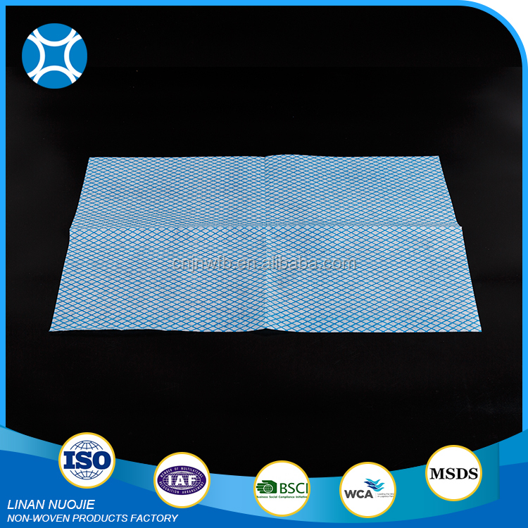 Gold Supplier China Different Color Nonwoven Cleaning Kitchen Bond Wipe