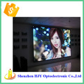 Alibaba express P4 colorful indoor LED flat screen display
