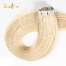 wholesale remy brazilian natural hair extensions Straight Tape In hair Extensions