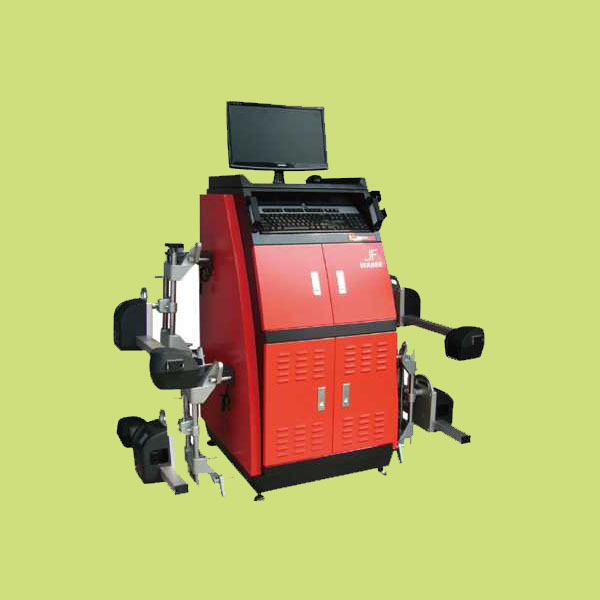 2014 promoted 3d wheel alignment machine price for sale
