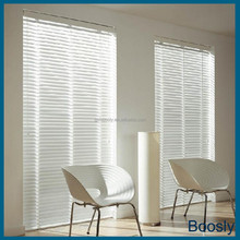 hollow motorized venetian blinds/curtains