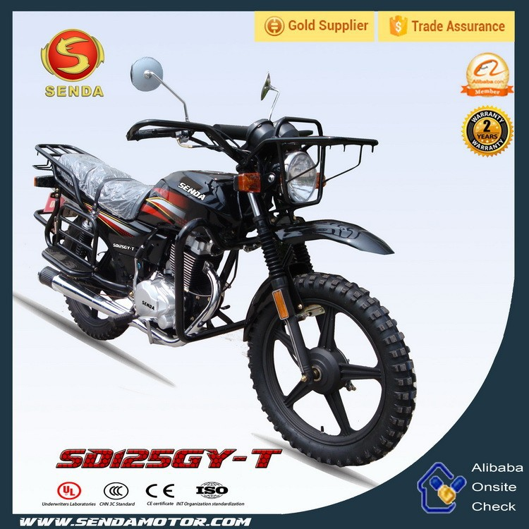 Hunter Performance 125cc Dirt Bike Automatic Engine with High Quality Hyperbiz SD125GY-T