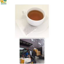 Anti-tampering 100% natural hulled black bitter barley tea, moringa loose leaf tea