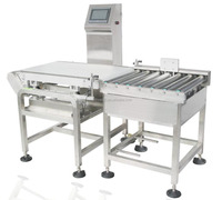 Online Automatic Check Weight Machine For Bottle