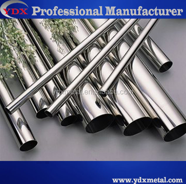 Hairline finish stainless steel 304, stainless steel tube/pipe,rustless steel pipe