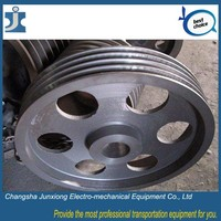 V belt pulley from famous factory new pulley block, popular patio umbrella pulley system