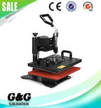 Economical T Shirt Printing Machine 38*38cm Heat Press Machine for Sale