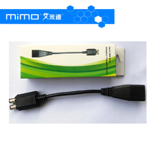 Factory Hot Sell Adapter Power Supply Converter Transfer Cable for XBOX360 to Xbox 360 Slim