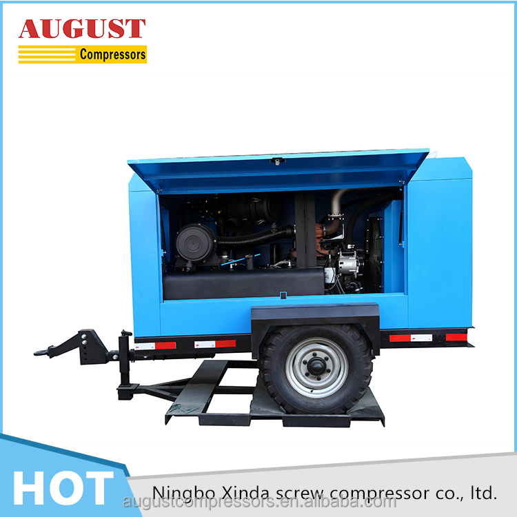 Experienced Factory Portable Auto Air Compressor
