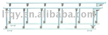 Six-profile Aluminum alloy strengthen bed Barrier LHLQ-6